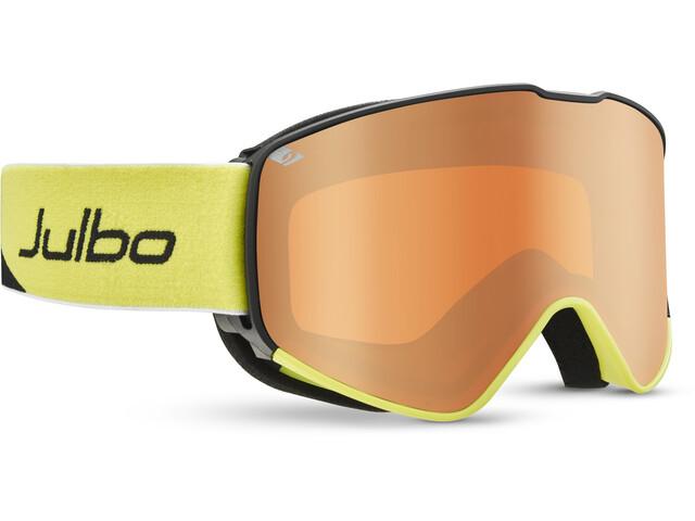 Julbo Alpha Masque, black/yellow